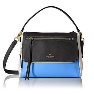 Kate Spade Alice Blue Cobble Hill Toddy Bag